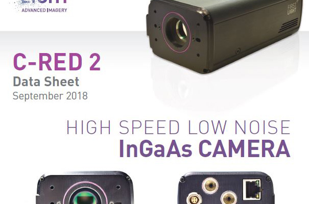C-RED 2 : NEW DATASHEET - 600 FPS OPTION