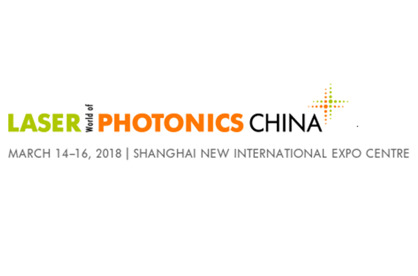FIRST LIGHT IMAGING AT LASER WORLD OF PHOTONICS SHANGHAI