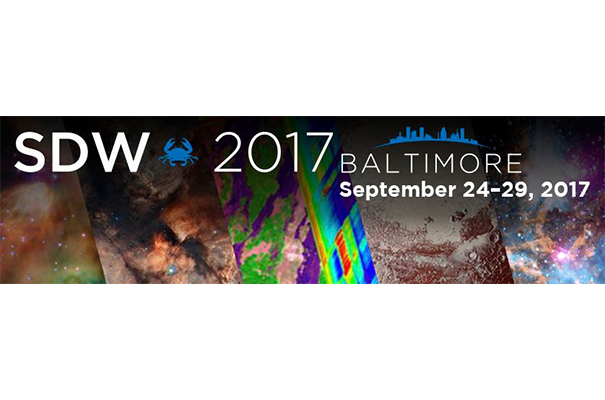 FIRST LIGHT IMAGING AT SDW BALTIMORE – SEPTEMBER 24-29, 2017