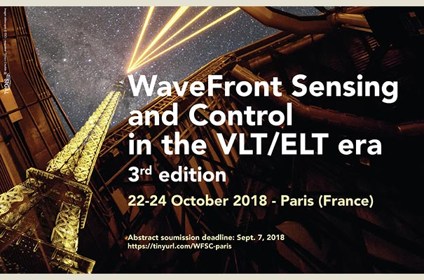 WAVEFRONT SENSING AND CONTROL IN THE VLT/ELT ERA - 3d edition