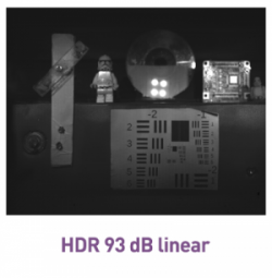 SEE THE DIFFERENCE WITH LINEAR HDR IN THE INFRARED