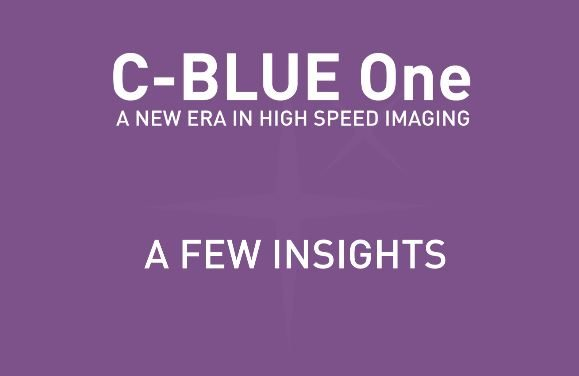 C-BLUE One - INTRO FOR SPIE ASTRO