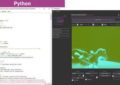 python firtslight