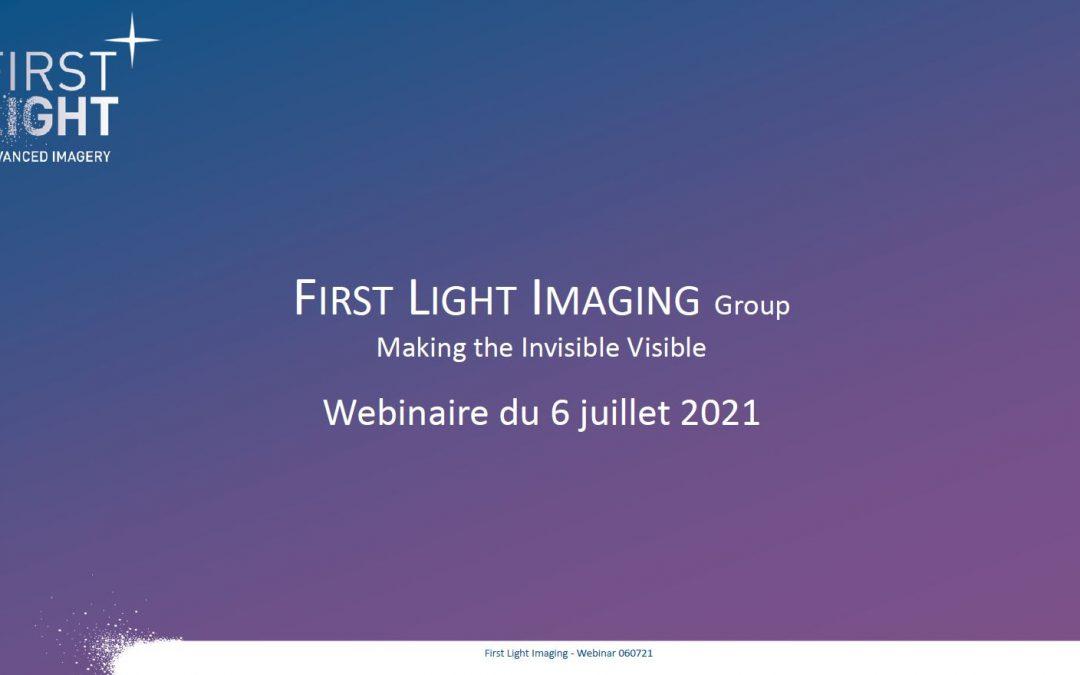 WEBINAR FIRST LIGHT IMAGING – ZOOM RESEAU OPTITEC